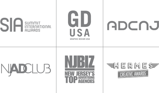 Summit International Awards, Graphic Deign USA, NJBIZ