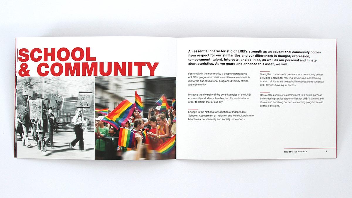 Lrei School Capital Campaign Brochure By Trillion Creative