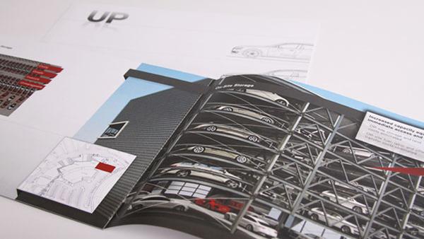 Automotive Brochure Design Audi Trillion Creative 1