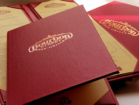 Restaurant menu design strategies to keep menus up date