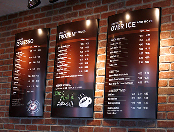 Restaurant Menu Design: 4 Strategies to Keep Menus Up-to-Date