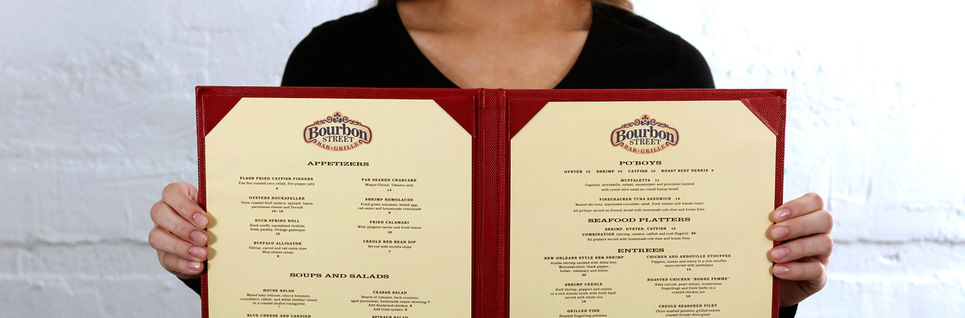 Restaurant Menu Design 4 Strategies to Keep Menus UptoDate