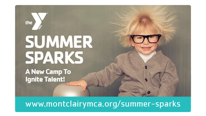 Flyer and web marketing for YMCA summer camps