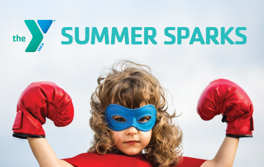 YMCA summer camp flyers and marketing materials