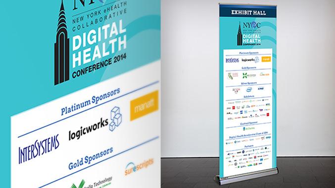 Digital Health Conference Trillion Creative