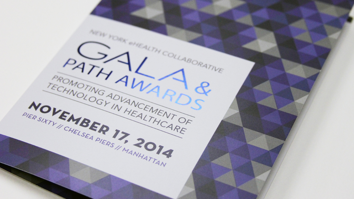 award winning invitation design