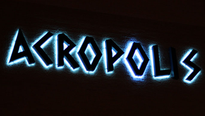 Acropolis-Wildwood-NJ-Signage
