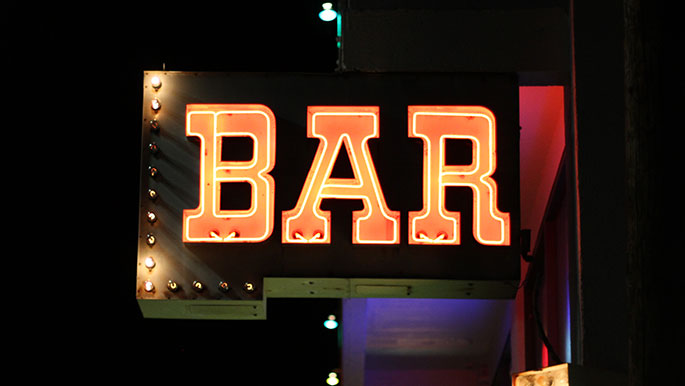 Bar-Wildwood-NJ-Signage