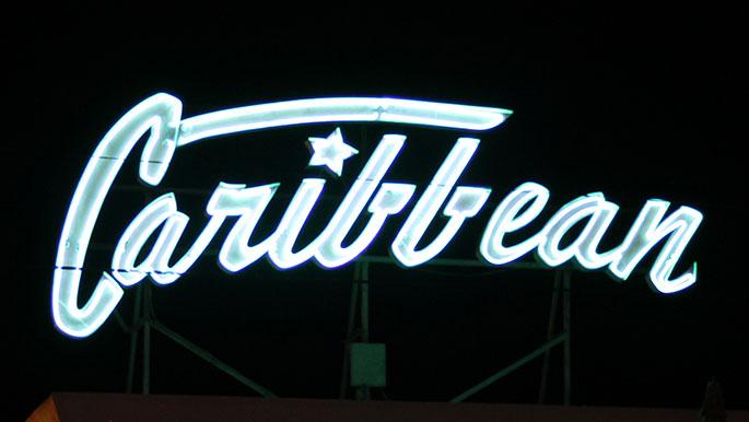 Caribbean-Wildwood-NJ-Signage