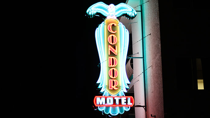 Condor-Motel-Wildwood-NJ-Signage