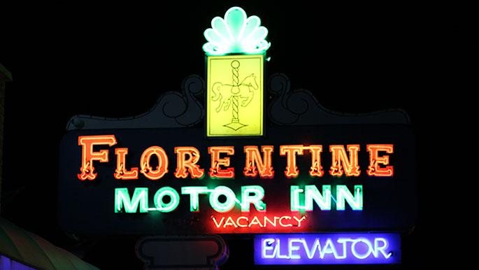 Florentine-Wildwood-NJ-Signage