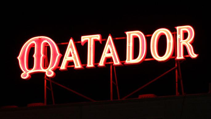 Matador-Wildwood-NJ-Signage