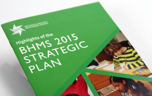 Strategic Plan Graphic Designer