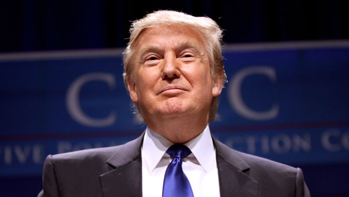 Donald Trump Branding