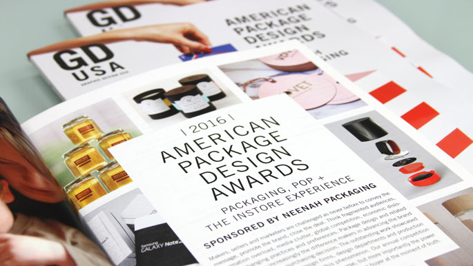 Trillion has won two American Package Design Awards from Graphic Design USA