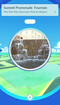 Pokemon GO Pokestops Summit NJ