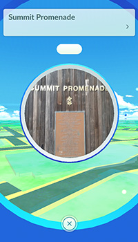 Where are Pokestops in Summit NJ