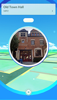 Where to find Pokestops in Summit NJ