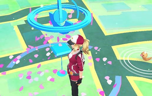 Pokemon GO Pokestops in Summit NJ