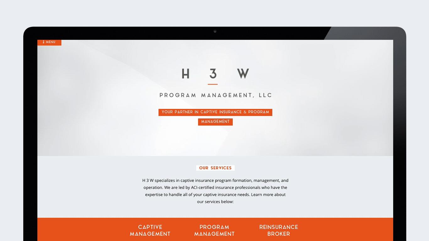 Insurance Company Website Design Company