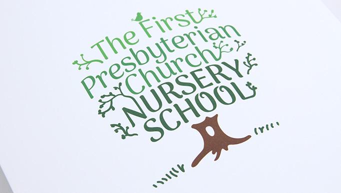 Nursery School Logo Design